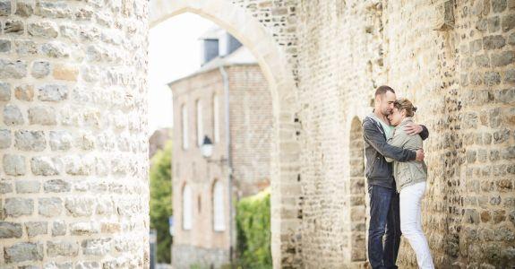 Séance d'engagement de Céline & Olivier