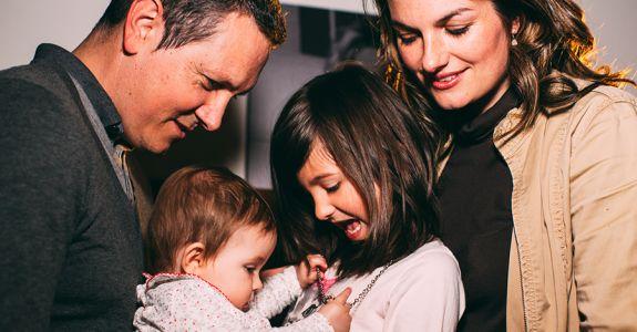 Séance famille de Geraldine & Joaquim