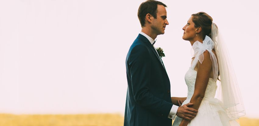 Mariage d'Amandine & Adrian au château de Vauchelles les Domart