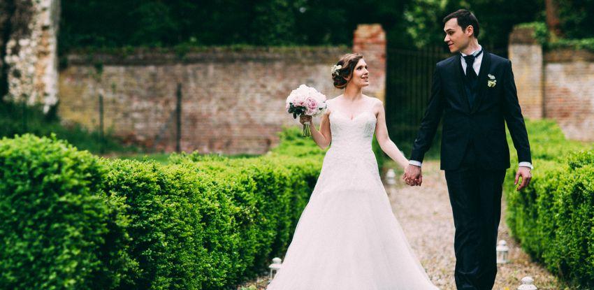 Mariage de Marine & Maxime au château de Naours