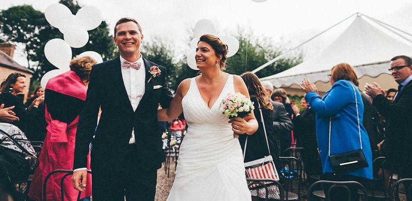 Mariage de Sophie & Benoit au moulin des écrevisses